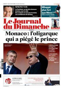 Le Journal du Dimanche - 01 juillet 2018