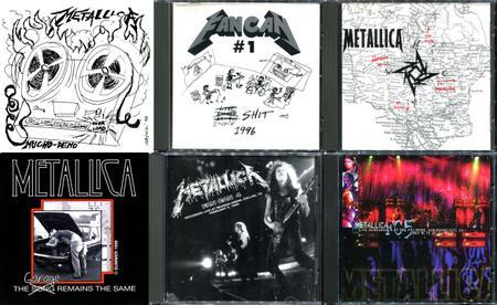 Metallica: The Metallica Club Releases (1995 - 2006)
