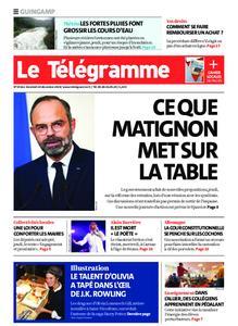 Le Télégramme Guingamp – 20 décembre 2019