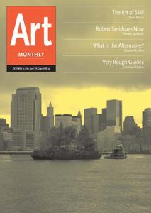 Art Monthly - October 2005   No 290