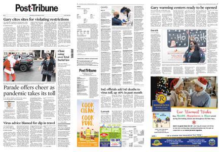 Post-Tribune – December 23, 2020
