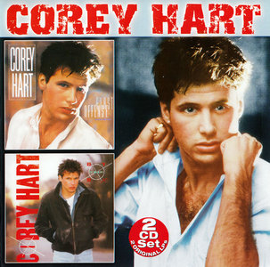 Corey Hart - First Offense (1983) + Boy In The Box (1985) 2CD Set, 2007 [Re-Up]