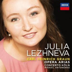 Julia Lezhneva - Graun: Opera Arias (2017)
