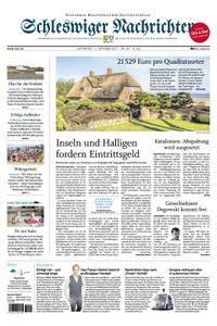 Schleswiger Nachrichten - 11. Oktober 2017