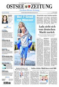 Ostsee Zeitung Wolgast - 24. April 2019