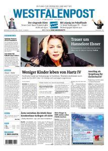 Westfalenpost Wetter - 24. April 2019