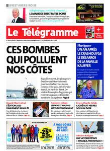 Le Télégramme Brest Abers Iroise – 17 septembre 2020