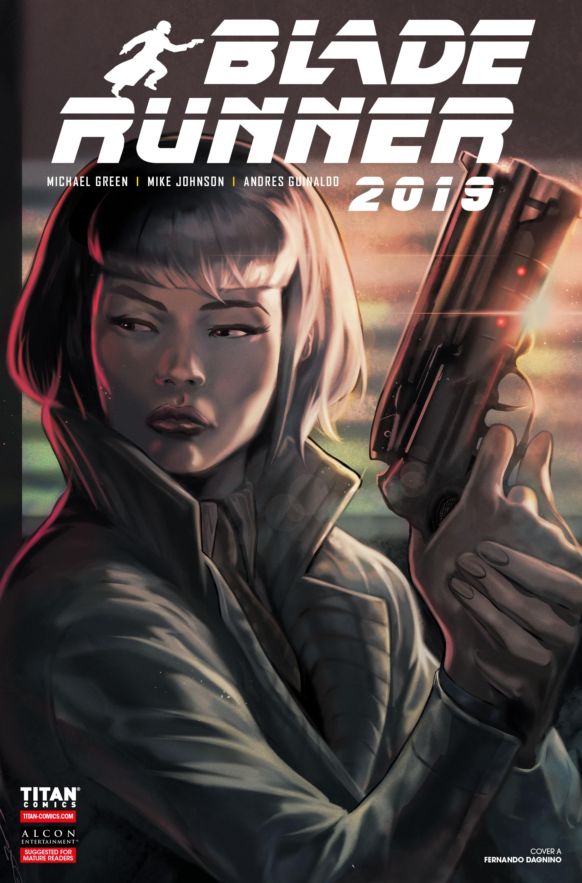 Blade Runner 2019 012 2020 3 covers digital Son of Ultron