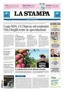 La Stampa Imperia e Sanremo - 17 Maggio 2018