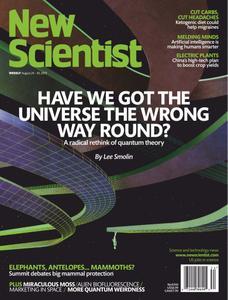 New Scientist - August 24, 2019