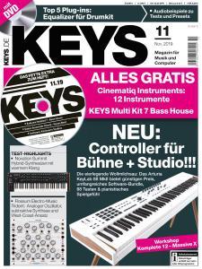 Keys - November 2019