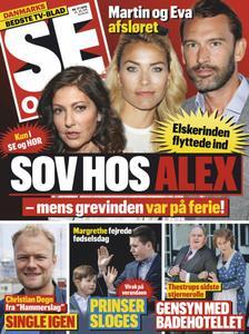 SE og HØR – 24. april 2019