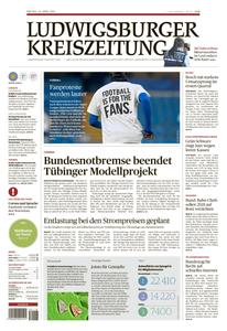 Ludwigsburger Kreiszeitung LKZ - 23 April 2021