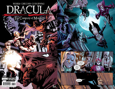 Dracula - The Company of Monsters #11