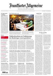 Frankfurter Allgemeine Zeitung F.A.Z. - 04. April 2019