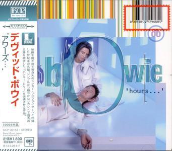 David Bowie - 'Hours...' (1999) [Japanese Blu-spec CD2]