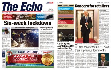Evening Echo – October 20, 2020