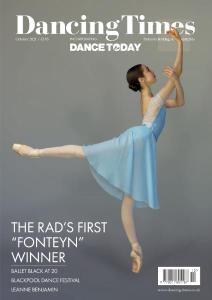 Dancing Times - October 2021