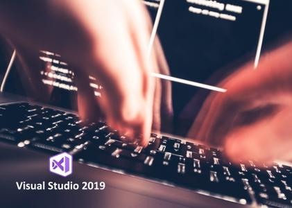 Microsoft Visual Studio 2019 version 16.2.5
