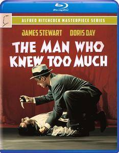 Alfred Hitchcock: The Masterpiece Collection. The Man Who Knew Too Much (1956)