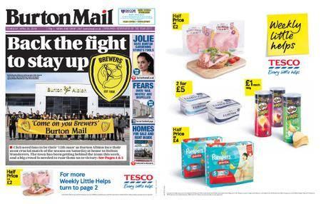 Burton Mail – April 26, 2018