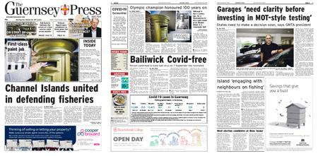 The Guernsey Press – 18 September 2020