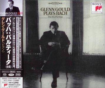 J.S. Bach: The Partitas (complete) - Glenn Gould  (2012) [2.0] PS3 ISO & FLAC