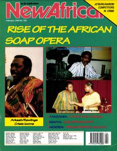 New African - February 1996