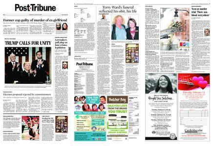 Post-Tribune – January 31, 2018