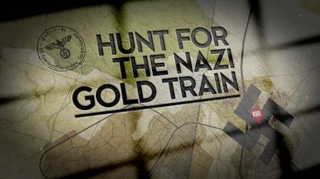 Hunting the Nazi Gold Train (2015)