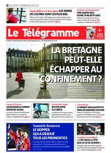 Le Télégramme Ouest Cornouaille – 29 janvier 2021