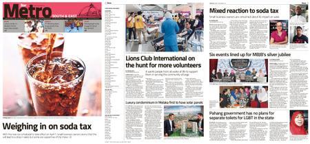 The Star Malaysia - Metro South & East – 23 November 2018
