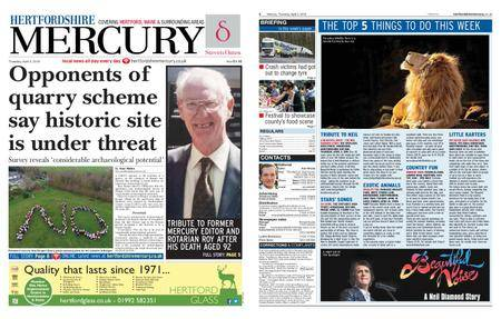 Hertfordshire Mercury – April 05, 2018