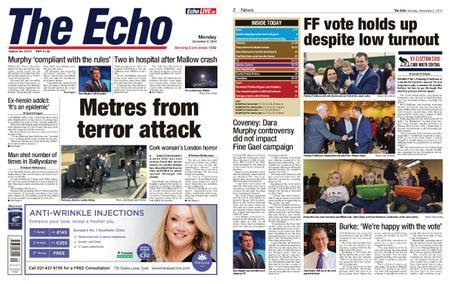 Evening Echo – December 02, 2019