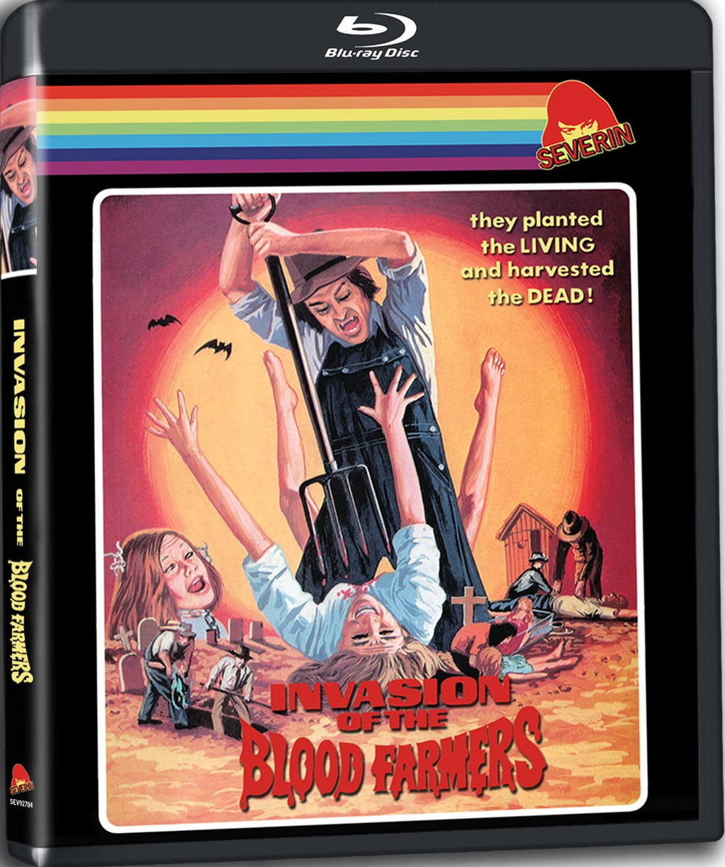 Invasion of the Blood Farmers (1972) + Extras