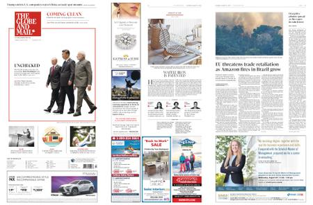 The Globe and Mail – August 24, 2019