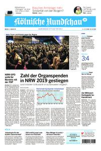 Kölnische Rundschau Wipperfürth/Lindlar – 13. Januar 2020