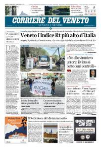 Corriere del Veneto Venezia e Mestre – 18 luglio 2020