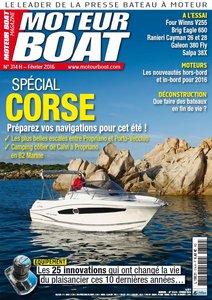 Moteur Boat - Février 2016