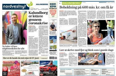 Nordvestnyt Kalundborg – 19. juni 2020