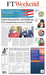 Financial Times Europe - July 18, 2020