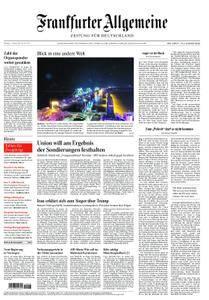 Frankfurter Allgemeine Zeitung F.A.Z. - 15. Januar 2018