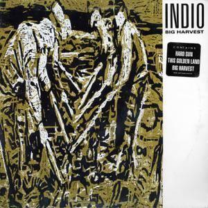 Indio - Big Harvest (1989) US Promo 1st Pressing - LP/FLAC In 24bit/96kHz