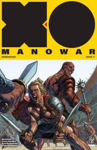 X-O Manowar 017 2018 digital Son of Ultron