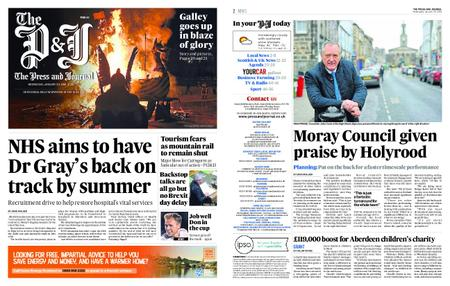 The Press and Journal Moray – January 30, 2019