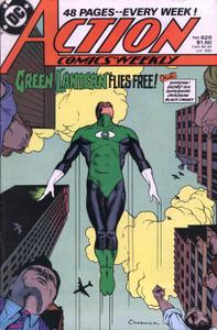Action Comics 626 (1988