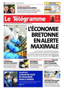Le Télégramme Guingamp – 21 mars 2020