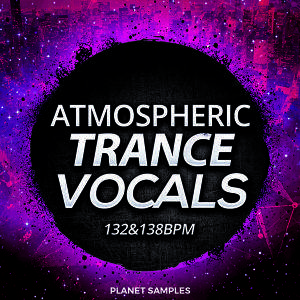 Planet Samples Atmospheric Trance Vocals WAV