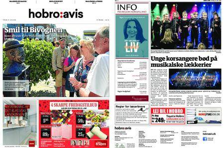 Hobro Avis – 12. juni 2018