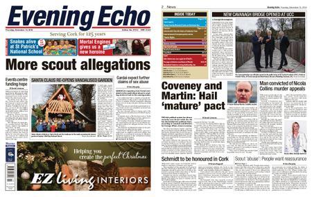 Evening Echo – December 13, 2018